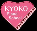 きょうこピアノ教室 ロゴマーク